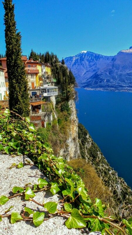 Lago di Garda en Tremosine