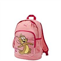 PUMA Tom & Jerry Backpack Salmon Rose 14 Litres