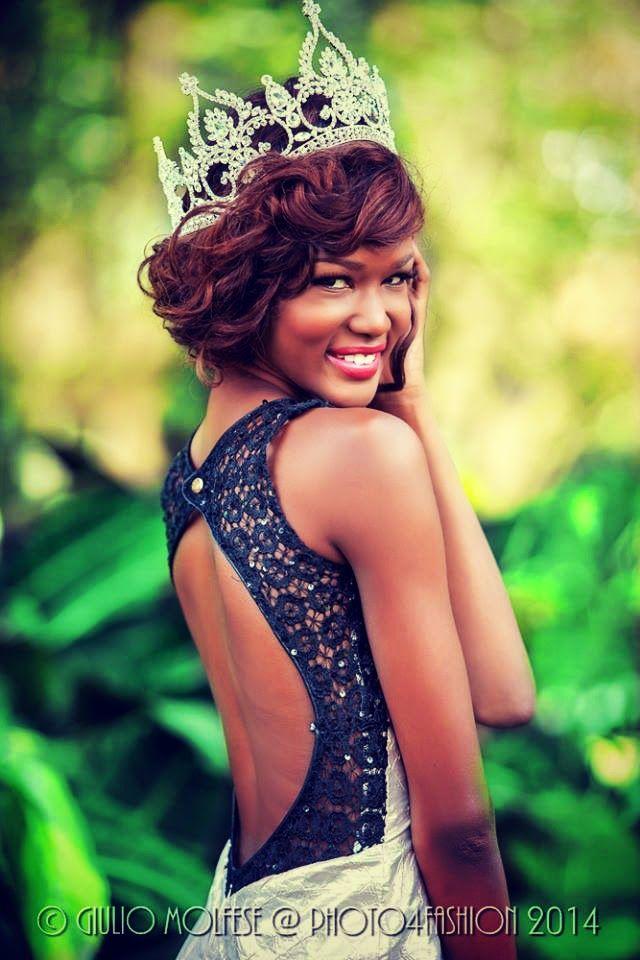 Agot Deng Jogaak Miss South Sudan 2014 for Miss Earth 2015 ...