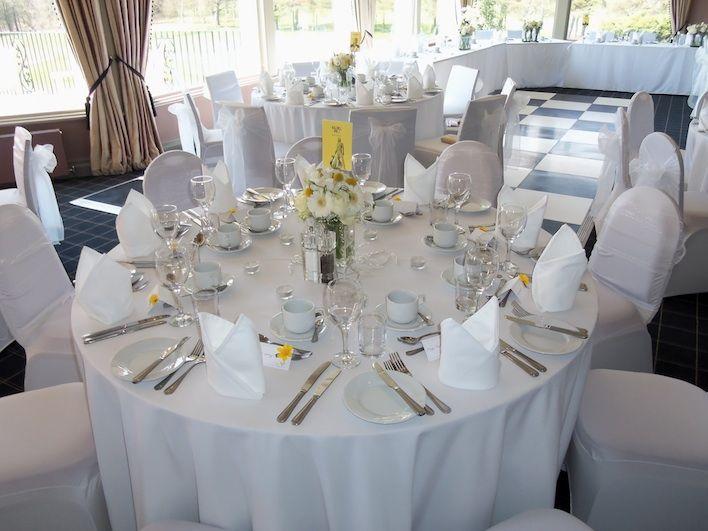 Wedding Venue The Bradford Golf Club West Yorkshire Leeds