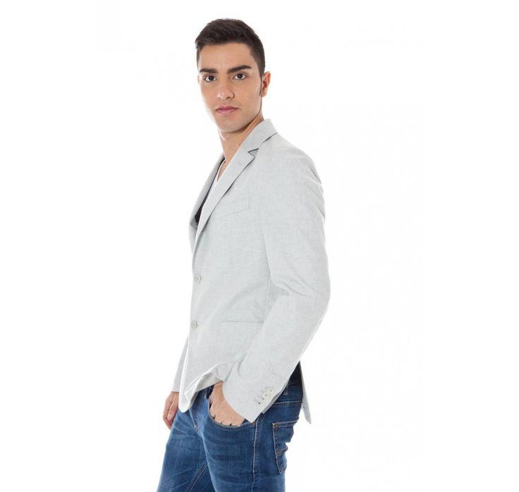 Calvin Klein Miesten harmaa takki