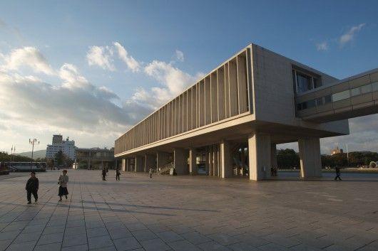 AD Classics: Hiroshima Peace Center and Memorial Park