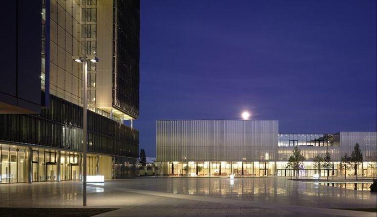 Urban Lighting ThyssenKrupp Headquarter | lighting.eu