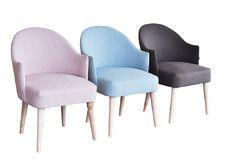 Fotel Emi Shetland + kolory