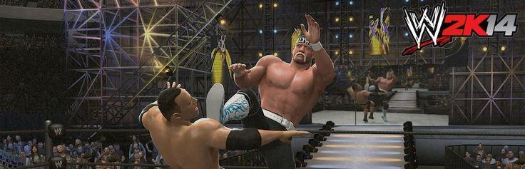 WWE 2K14 Preview Screens