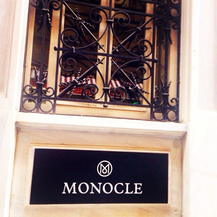 Monocle Turkey Office at Vault Karakoy The House Hotel. We are glad to have you here!