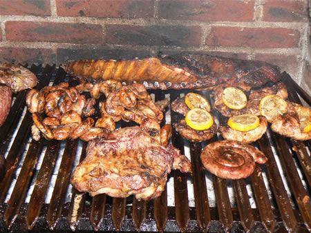 Carne asada, Arrachera