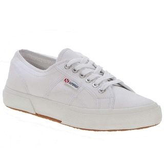 Buy White Superga Men's 2750 Classic White Canvas Sneaker shoes