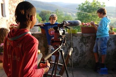 Quadern d'idees: Cinema a l'escola