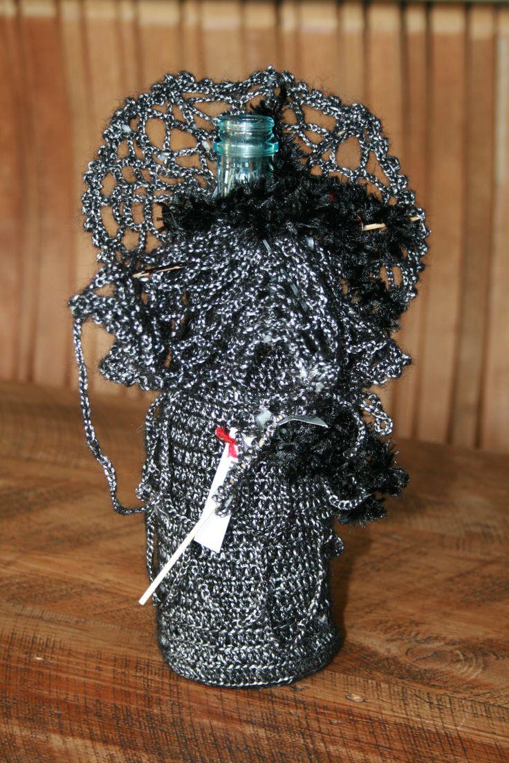 The Web, Merit in Crochet section.