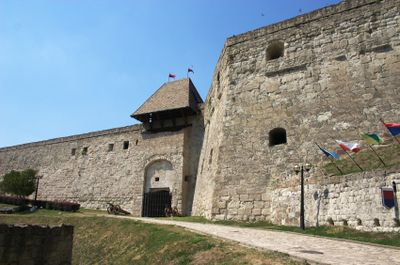 Hungary Castles in Photos - Photos and Information about Hungary's Castles: Castle of Eger