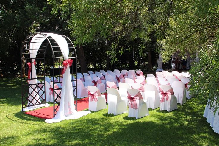 Garden Weddings .... Yes Please !!!