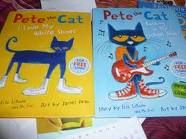 http://pencilsglueandtyingshoes.blogspot.com/2011/08/pete-cat-and-daily-5.html    Pete the cat ideas
