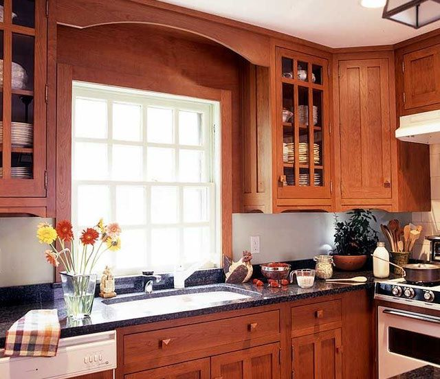 Kitchen Cabinets Mission Style: 17 Best Images About Craftsman Cabinets On Pinterest