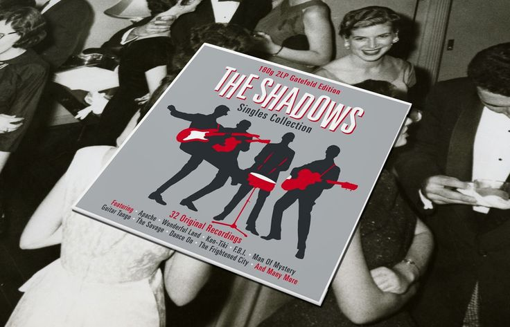The Shadows – Singles Collection #TheShadows