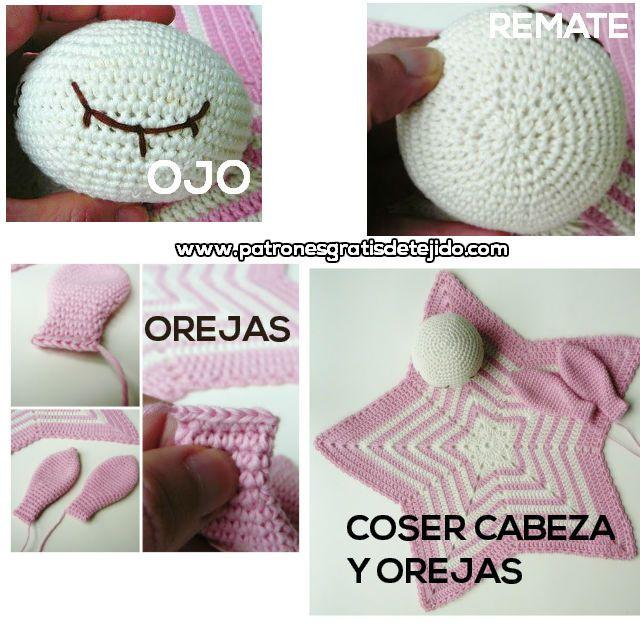 Mejores 12 imágenes de Bebe en Pinterest | Punto de crochet ...