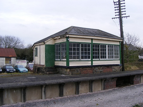 Bere Alston Signal Box