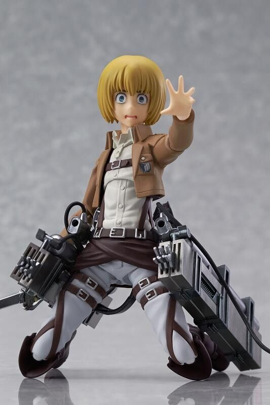 'Attack On Titan' Armin Figma To Slay Later This Year