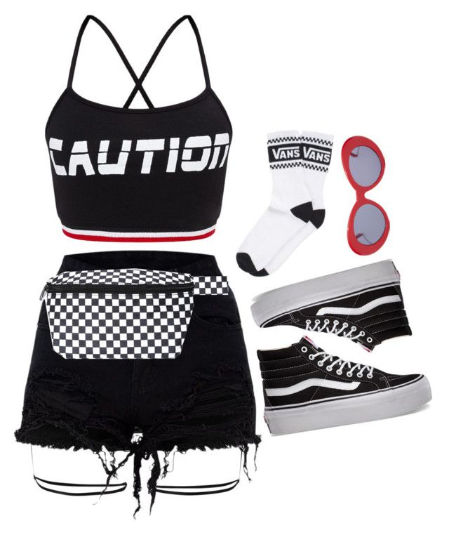 Watching by princess-alexis18 on Polyvore featuring polyvore, fashion, style, Vans, Maison Close, Scratch Tracks and clothing