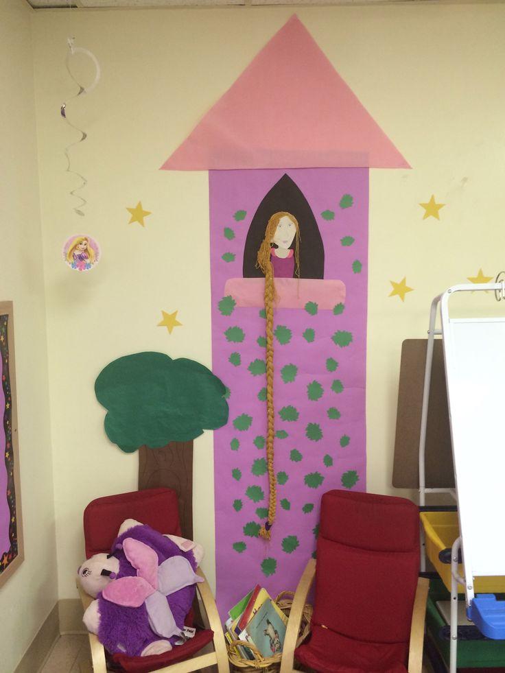 fairy tale classroom decor