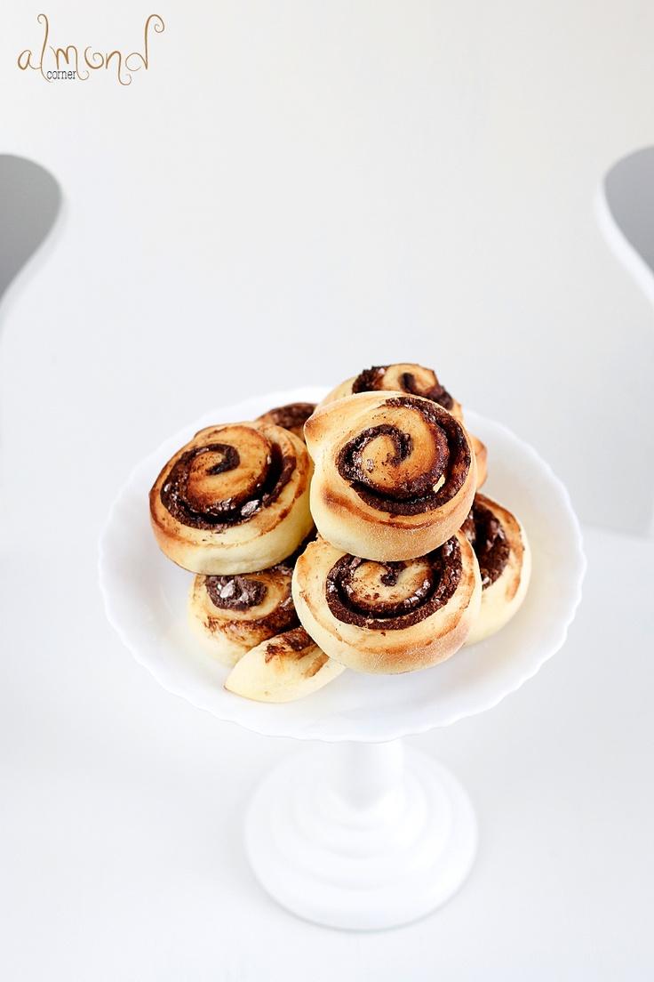 hungarian chocolate snail