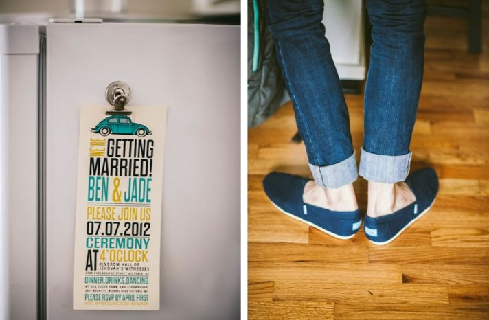 20 Gems for a Hipster Wedding | OneWed
