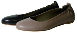 Flat shoes made in Italy by Lili Mill, spring 2015