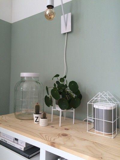 Binnenkijken bij dbarnas - Nog meer groen in huis!
