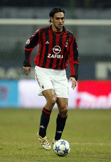 Alessandro Nesta 13, Defensa Central, italiano - AC Milan
