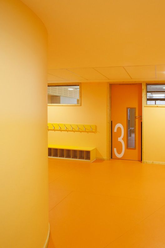 Groupe Scolaire Pasteur,© Jussi Tiainen