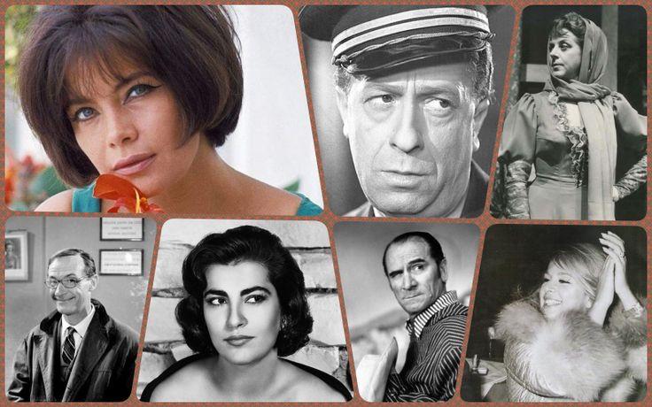 Οι απίστευτες ιστορίες πίσω από την απόφαση τους να γίνουν ηθοποιοί, σπουδαίοι πρωταγωνιστές του παλιού Ελληνικού Κινηματογράφου.