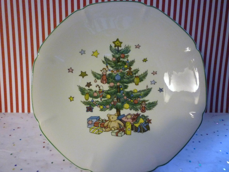 31 best Fine China Patterns images on Pinterest | Christmas tree ...