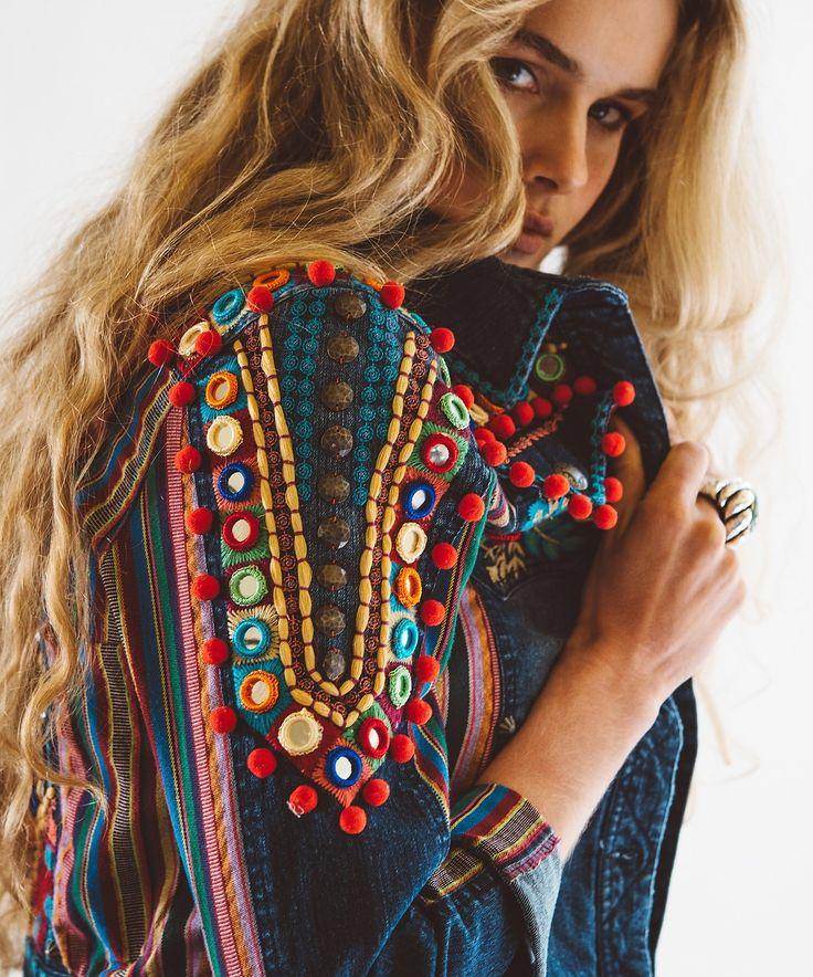 embellished jackets for spring 2017 - Google Search