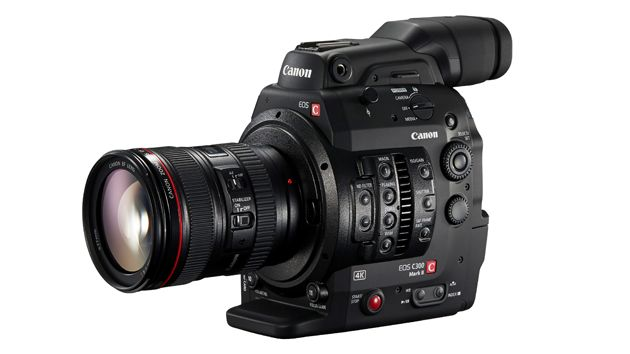 Review: Canon EOS C300 Mark II.   The Canon C300 was announced way back in 2011—the first in the company's Cinema EOS line-up—and its primary goal was to convince DSLR filmm