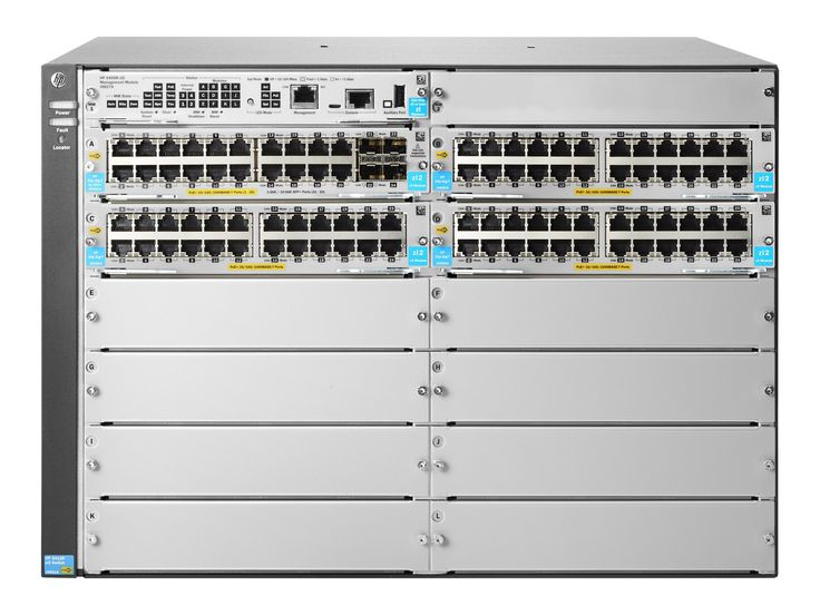 The Aruba 5400R zl2 Switch Series brings enterprise-class resiliency and innovative flexibility to mobile-first networks.   https://racksimply.com/shop/networking/network-hubs-switches/aruba-5412r-92gt-poe-4sfp-v3-zl2-switch-managed/   #RackSimply #NetworkSwitches #aruba