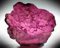 Elbaite var. Rubellite Tourmaline from Chipata, Eastern Province, Zambia