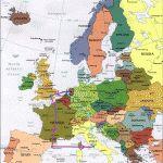 3 Week Backpacking Europe Route