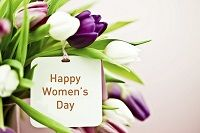 The International Women's Day is being held every 8th of March each year. This is one of the best days to identify and appreciate great women in your life. Your mother, sister, grandmother, aunts, wife, mother-in-law, and women friends are among the women who are part of your life. The best way to show them