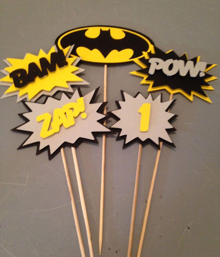 Popular items for batman birthday on Etsy