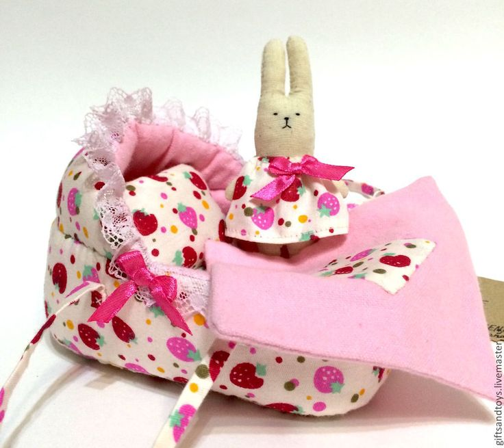 Переноска для маленькой куклы и зайчик - розовый,переноска,зайчик игрушка