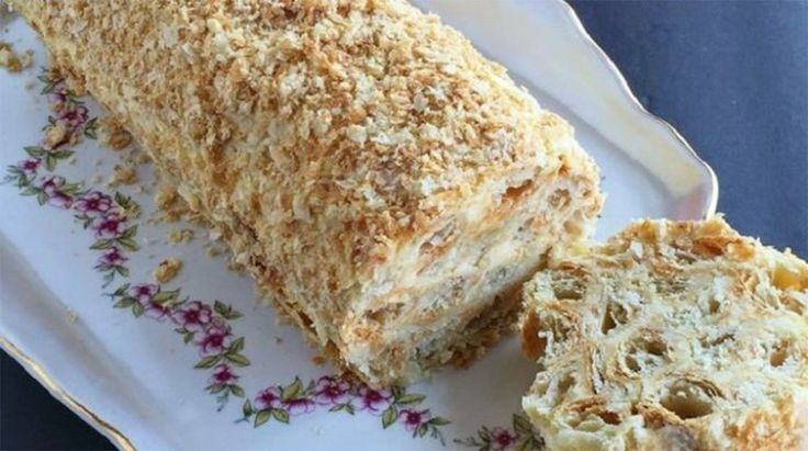 Végy egy adag fagyasztott réteslapot és készítsd el ezt a káprázatos tortát! Villámgyors recept, csak nehéz kivárni, amíg lehűl. Hozzávalók: 150 g darált dió, vagy mandula 380 g sűrített tej 500 g habtejszín 750 g réteslap Elkészítése: A réteslapot tedd papírral bélelt tepsibe és vágd 2 cm-s csíkokra. 200 fokos[...]