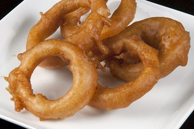 Beer Battered Onion Rings Recipe — Dishmaps