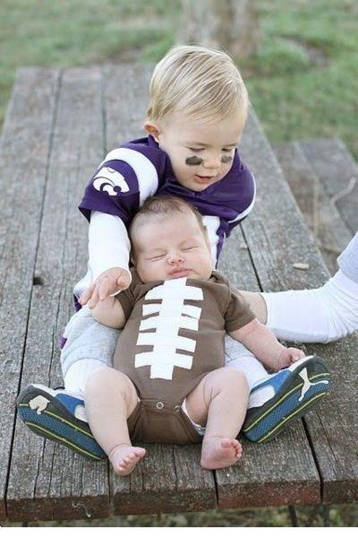 Unos hijos así de guapos :)