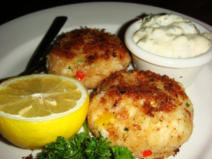 Do you enjoy The Keg's crab cakes?