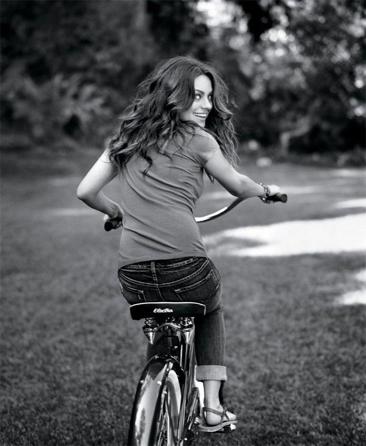 Mila Kunis photographed by Sam Jones.