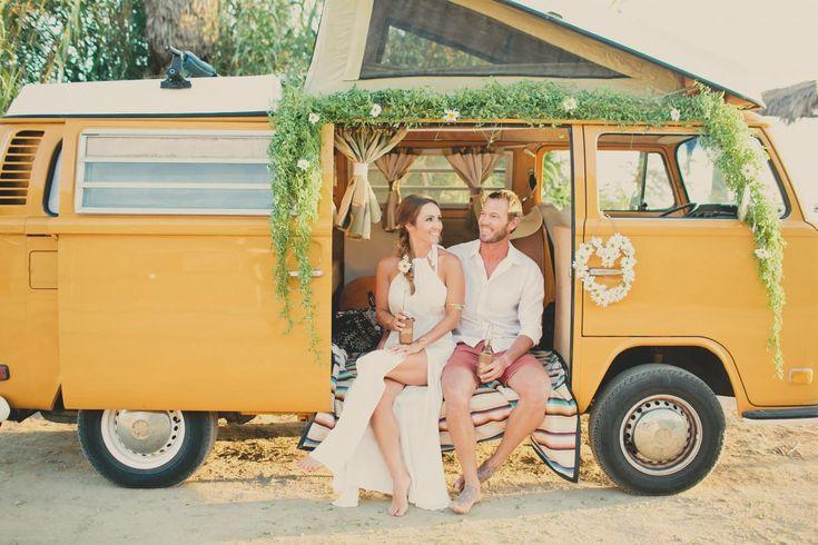 свадьба на кипре стиль хиппи