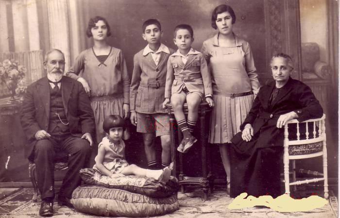 Elazığ, Harput, Ermeni bir aile