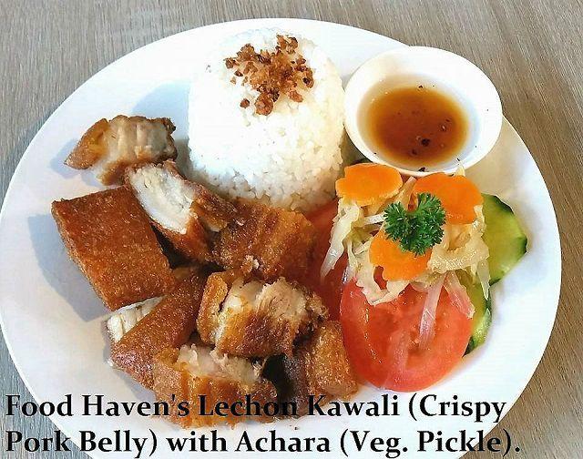 Lechon Kawali (Crispy Pork Belly)