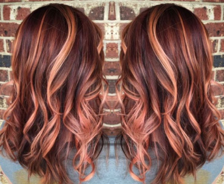 46 Beautiful Rose Gold Hair Color Ideas