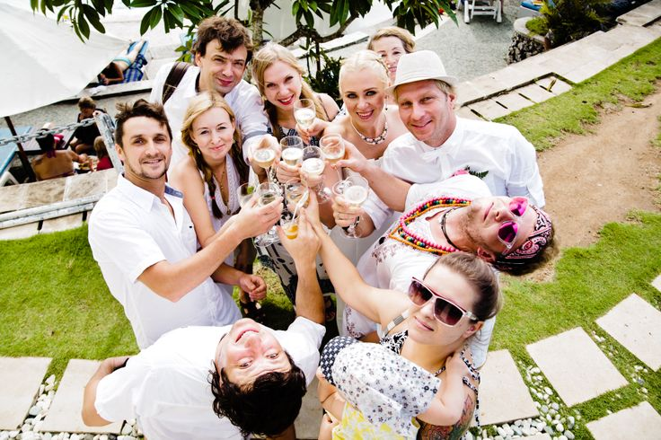 Wedding Family and friends of Aleksnder and Evgeniia